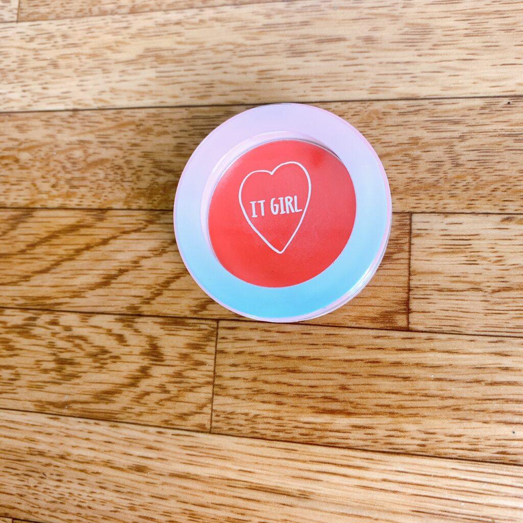 ダイソー×IT GIRL クリームチーク&リップの商品画像