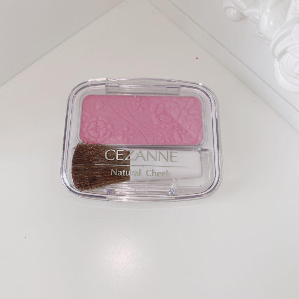 セザンヌ ナチュラルチークN(14ラベンダーピンク)の商品画像