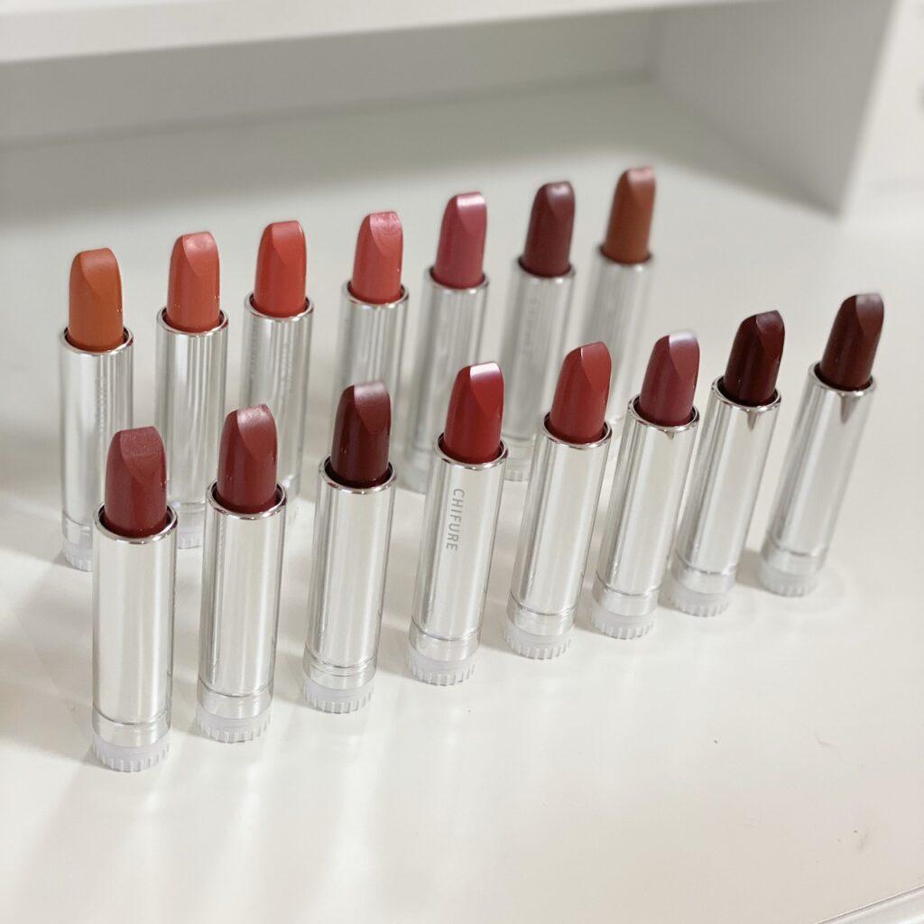 ちふれ 口紅の人気色15商品